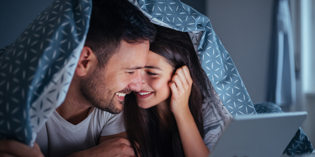 Right now we're all stuck at home a lot of the time. Learning how to have a date night at home is important for keeping the spark alive in your relationships.